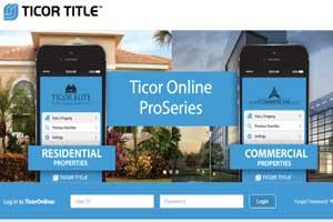 Ticor Online