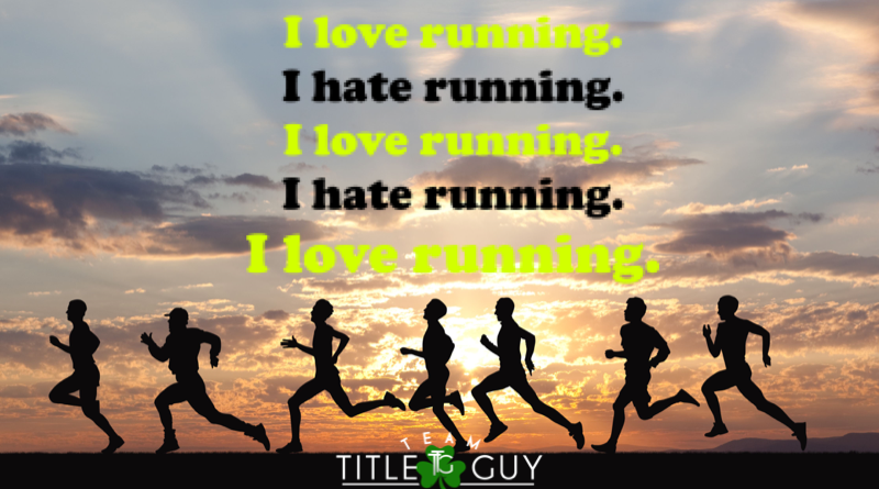 """I Hate Running!"" Have you ever said this? #LifeHappens"