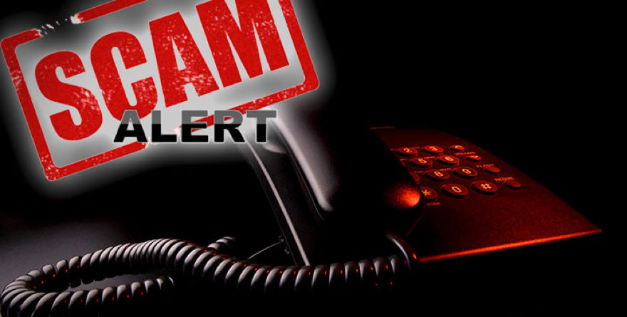 BE Aware, Phone Scammers… #KnowledgeIsPower