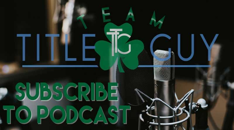 Subscribe to our PODCASTS!!!