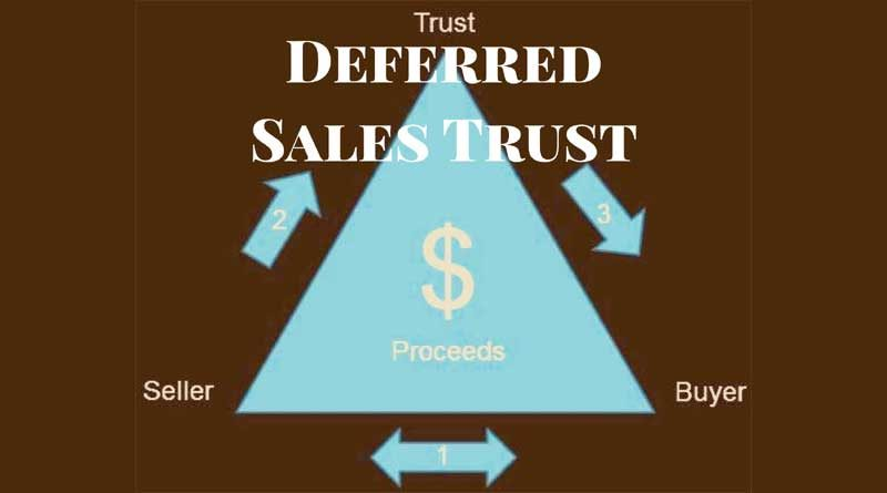 What even ARE Deferred Sales Trust and 1031 Exchange?